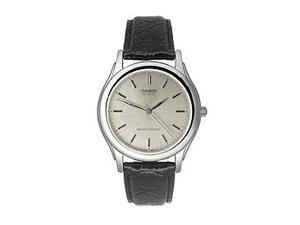 Casio Men's Leather watch #MTP1093E8A
