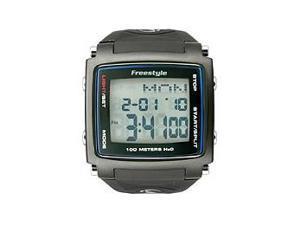 Freestyle Lopex III World Time Black IP Men's Watch #FS81322