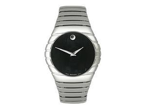 Movado Museum Collection Riveli Black Dial Men's watch #605831