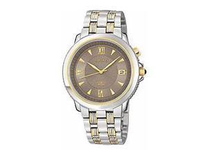 Seiko Mens Two-tone watch #SKA234