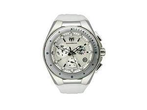 Technomarine Steel Regular Mother of Pearl Dial Chronograph Unisex Watch 110005