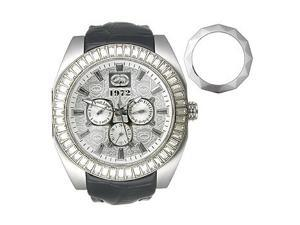 Marc Ecko The Shadow Gift Set Silver Dial Men's watch #E19501G1