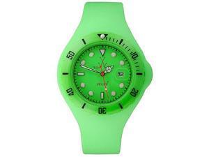 Toy Watch Jelly - Green Unisex watch #JY05GR