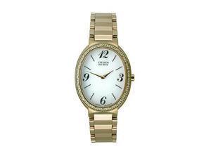 Citizen Eco-Drive Allura 24-Diamond Women's watch #EX1223-51A