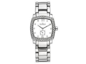 Skagen 2-Hand with Glitz Women's watch #555SSXD1