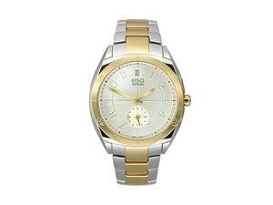 ESQ Movado ESQ Origin Silver-Tone Dial Womens Watch #07101437