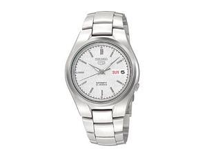 Seiko 5 Automatic Day/Date White Dial Men's watch #SNK601