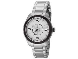 Puma Slice - S Metal Silver Women's watch #PU102972001