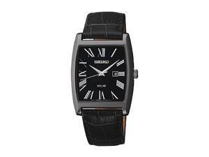 Seiko Solar 3-Hand with Date Men's watch #SUT887