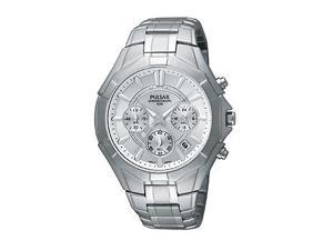 Pulsar by Seiko Chronograph Stainless Steel Men's watch #PT3203