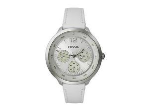 Fossil Editor White Multifunction Women's watch #ES3249