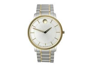 Movado TC Two-Tone STainless Steel Men's watch #0606689
