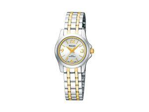 Pulsar Two-Tone Stainless Steel Women's watch #PRS651X