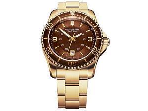 Victorinox Swiss Army Maverick GS Gold-Tone Men's watch #241607