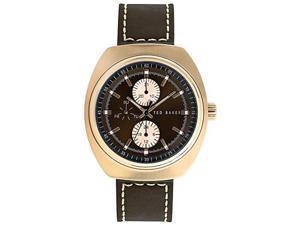 Ted Baker Multifunction Brown Leather Men's watch #TE1130