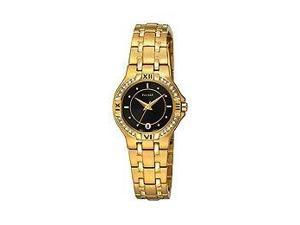Pulsar by Seiko Gold-Tone Stainless Steel Womens watch #PXT608