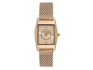 Ted Baker Three-Hand Stainless Steel - Rose Women's watch #TE4088
