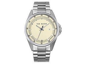 Ted Baker Three-Hand Stainless Steel Mens watch #TE3053