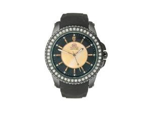 JLO Three-Hand Silicone - Black Women's watch #JL/2707RMBK