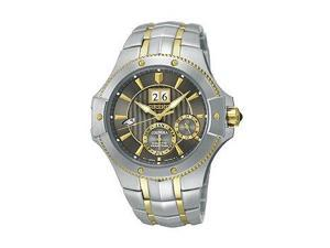 Seiko Coutura Kinetic Stainless - Two-Tone Men's watch #SNP108