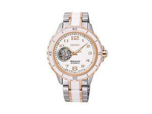 Seiko Sportura Automatic Stainless Steel - Two-Tone Women's watch #SSA880