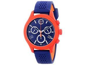 ESQ 07301463 Movado One Chronograph Red & Navy Silicone Unisex Watch