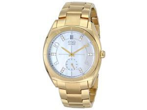ESQ Movado Origin Yellow Gold Stainless Steel Womens watch #07101461