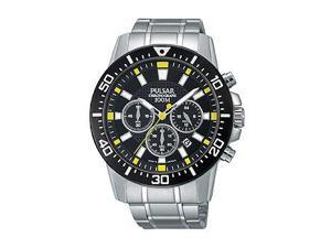 Pulsar by Seiko Chronograph Stainless Steel Men's watch #PT3641X