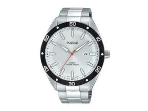 Pulsar Three-Hand Stainless Steel Men's watch #PH9093X