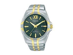 Pulsar Two-Tone Stainless Steel Men's watch #PH9084