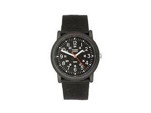 Timex Men's Expedition Camper | Black Luminous Hands 24-Hour Time | T18581
