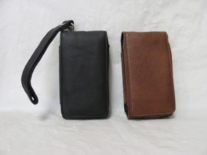 Amerileather LeatheriPod 4th Generation Case with Fla