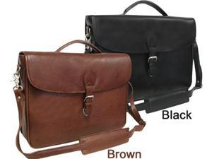 Montana Leather Executive Briefcase (#2495-02)
