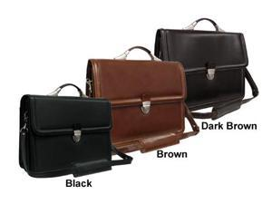 APC Savvy Leather Executive Briefcase (#2840-024)