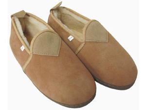 Sheepskin Indoor/Outdoor Low Top Slippers - Unisex