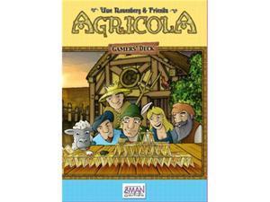 Agricola Gamer Deck Expansion