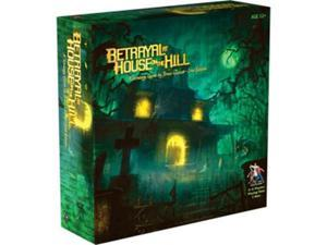 Betrayal at House on the Hill: 2010 edition