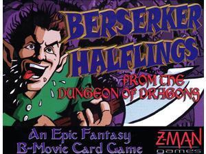 Berserker Halflings from the Dungeon of Dragons