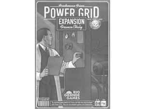 Power Grid: Italy/France