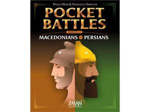 Pocket Battles: Macedonians vs. Percians