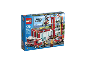 LEGO: City: Fire Station