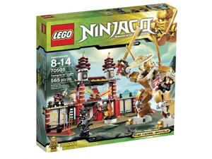 LEGO: Ninjago: Temple of Light