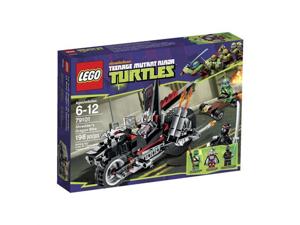LEGO: TMNT: Shredder's Dragon Bike