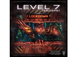 Level 7: [Escape] Lockdown