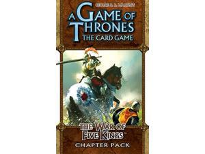 A Game of Thrones Card Game: The War of Five Kings