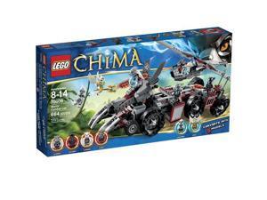 LEGO: Chima: Worriz' Combat Lair