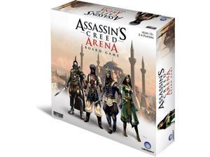 Assassins Creed The Board Game by Cryptozoic Entertainment