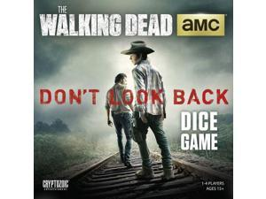 The Walking Dead Don't Look Back Dice Game