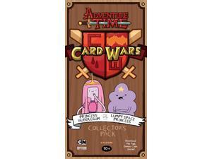 Adventure Time Bubblegum vs Space Pri Game by Cryptozoic Entertainment