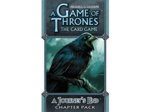 A Game of Thrones Card Game: A Journey's End